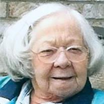 Mary Ann Stephenson