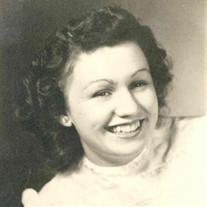 Patsy Ann (Pat) Humphreys