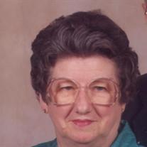Delia Theresa Fontenot Richard