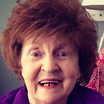 Betty Lou Clowesley (nee Flinn)