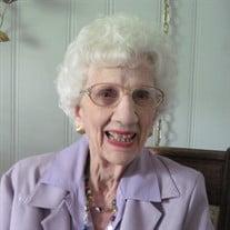 Mrs. Clara Thurston