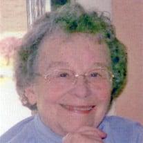 Vera Margery Steffler