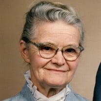 Rebecca May Peck Hoyt