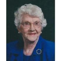 Flora Greenway Reid