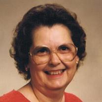 "Darlene ""Bertha"" McFadden"