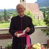 Monsignor Franco Luigi Troi