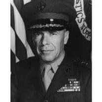 Major General Warren R. Johnson (Ret)