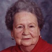 Thelma E. Evans
