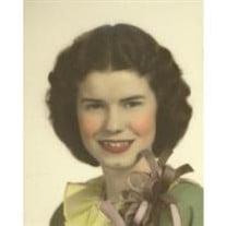 Margaret Lewis Fambrough