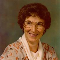 Lillian Jeffries Thomson