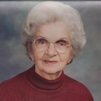 Rosaline Mary Cannazzaro