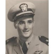 Lt. Commander Francis J. Cronin US Navy Retired