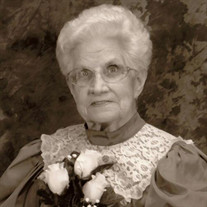 Doris Irene Hodge Edwards