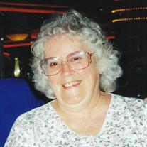 Mary Ann Benson Proffitt