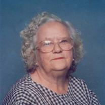 Cleadis Velma Warrenfeltz