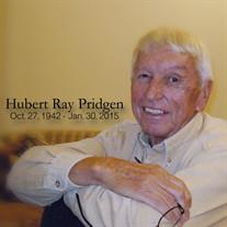 """Hubert """"Ray"""" Pridgen"""