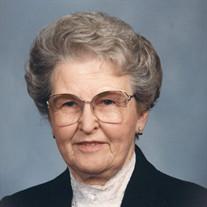 Ethel Jeanette Morrison