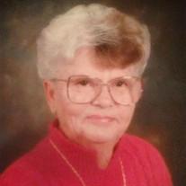 Edna  Neufeld Stewart