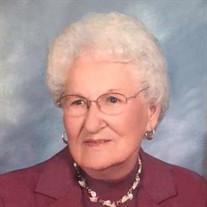 Madelyn Martha Holbrooks