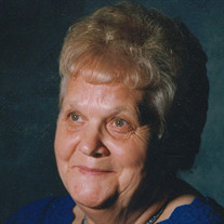 Mrs. Agnes Victoria Johnson