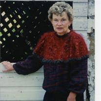 Nancy Jean McCloskey