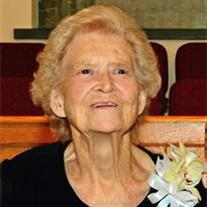 Marie Ogle Blackstock