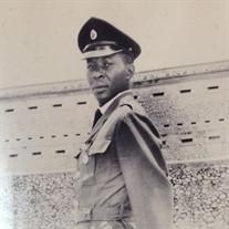 Mr. Gladstone Davis