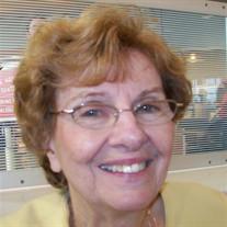 Virgina Elise Stevens