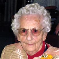 Gladys Evelyn Grant