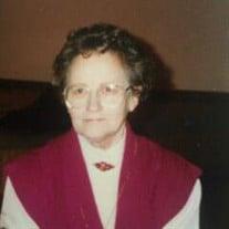 Pearline Faye Barrett