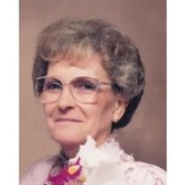 Frances Allene Henson Cook
