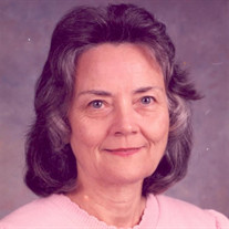 Mrs. Nora Ann Jones Best