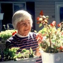 Mrs. Maureen Isabel Mason