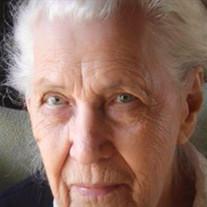 Myrtle Ilene Spangler