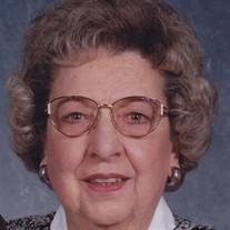 Mrs. Dorothy B. Jacobs