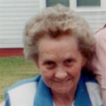 Mrs. Annie Lucille Couch Poston