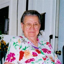 Alfreda Pearl Routh