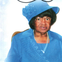 Mrs. Allie Mae Robinson