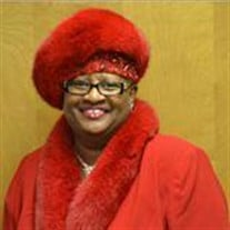 First Lady Wanda Ann Williams