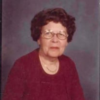 Agnes Brannies Smith