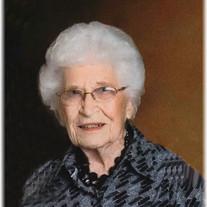Edith May Mudge