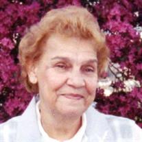 """Julia  A. """"Dee Dee"""" Kennedy Mayle Evans"""