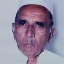 Atmaramdas Babaladas Patel