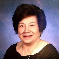 Mrs. Anna Mae Isaac