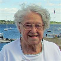 Harriette May Johnson