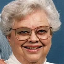 Mrs. Nancy Gueno Cockroft