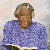Mrs. Eloise  Jones