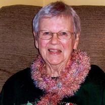 Gloria Claire  Ewans