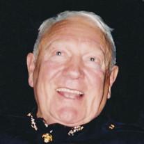 Col. Johnny  O. Gregerson USMC, Ret.