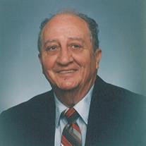 Reverend John Harold Turner